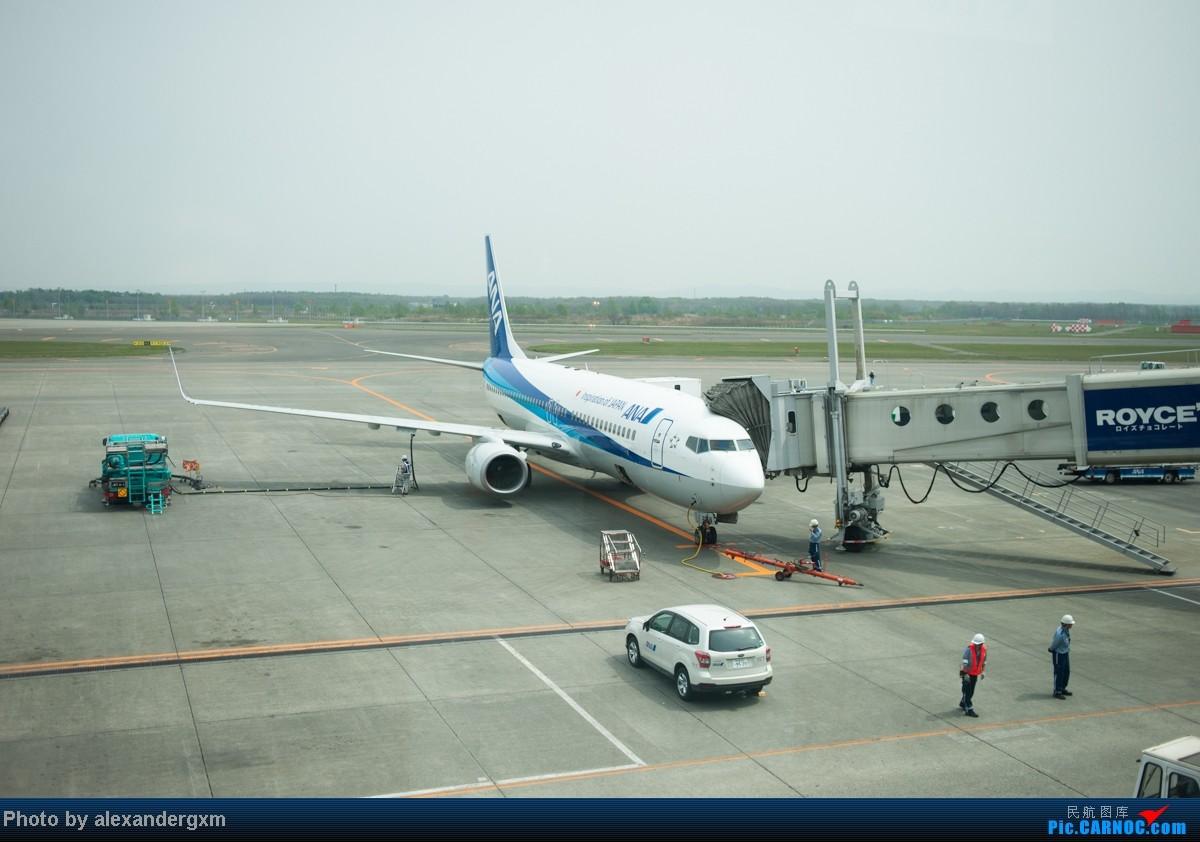 Re:[原创]【辽宁飞友会】飞行游记冈山-新千岁+札幌-羽田-冈山(737+763+788) 737-700  日本千岁机场