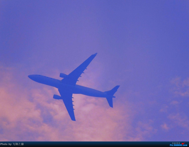 Re:[原创]CKG拍机(随拍路过的飞机) AIRBUS A330-300  重庆南坪上空