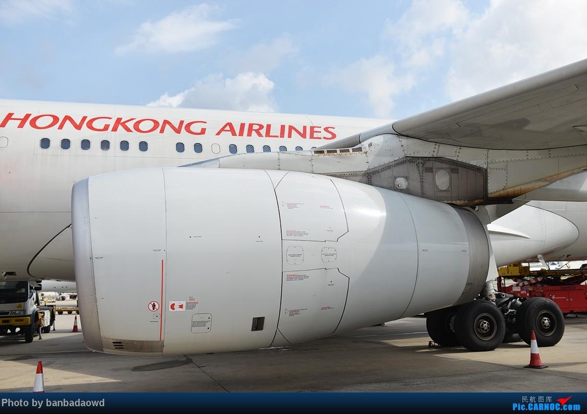 [原创]【杭州飞友会】丁丁打飞机HKG 第一季 AIRBUS A330-200  HKG