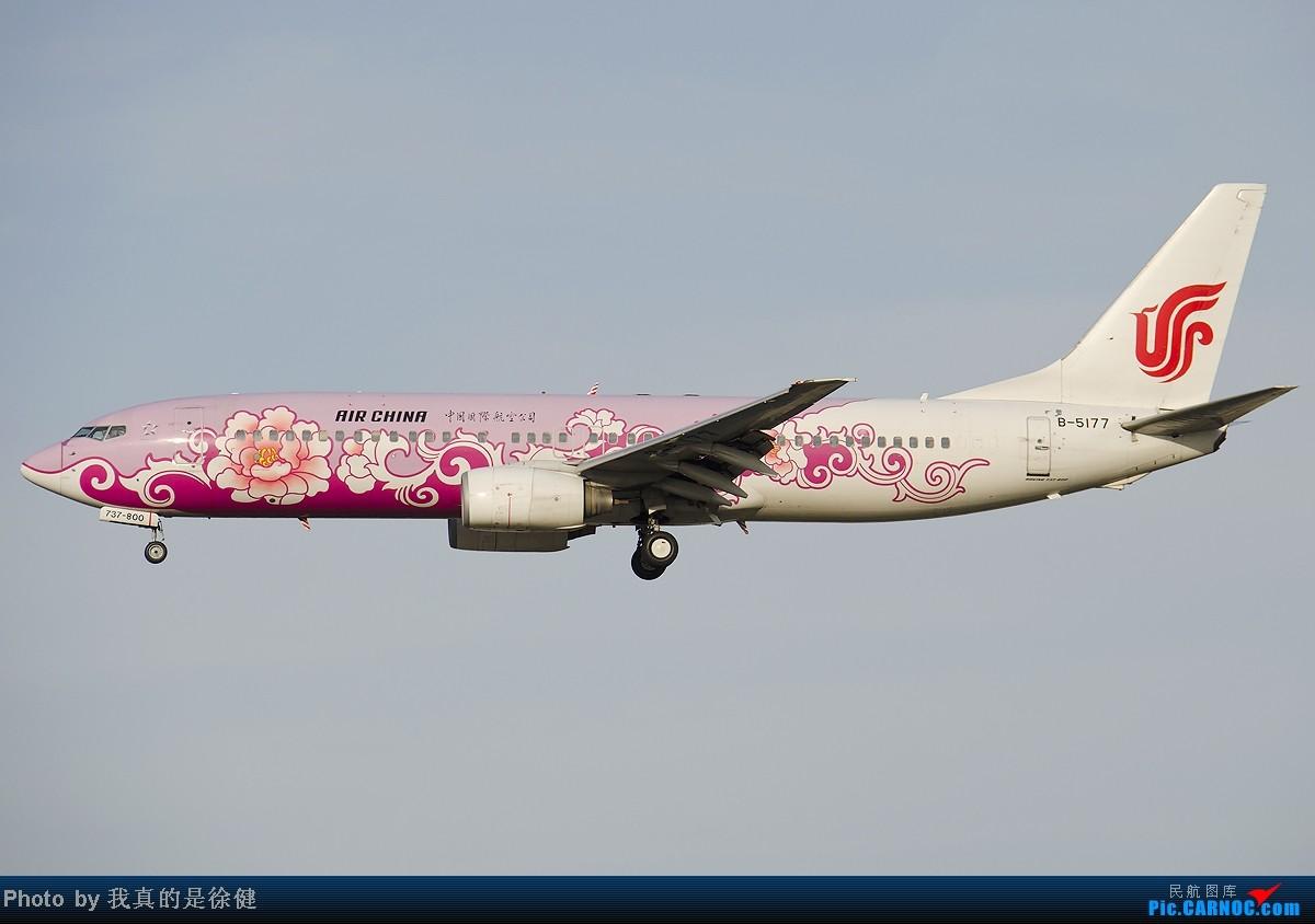 Re:[原创]欢迎来到凤凰窝!5月PEK随手拍~ BOEING 737-800 B-5177 中国北京首都机场
