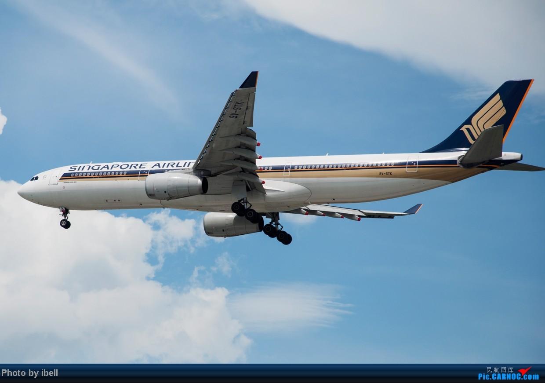 Re:[原创]【SIN樟宜拍机】星航'白星星',沙特阿拉伯,不丹皇家航空,荷兰皇家航空,卖萌的中货航744F。。。 AIRBUS A330-343 9V-STK 新加坡樟宜机场