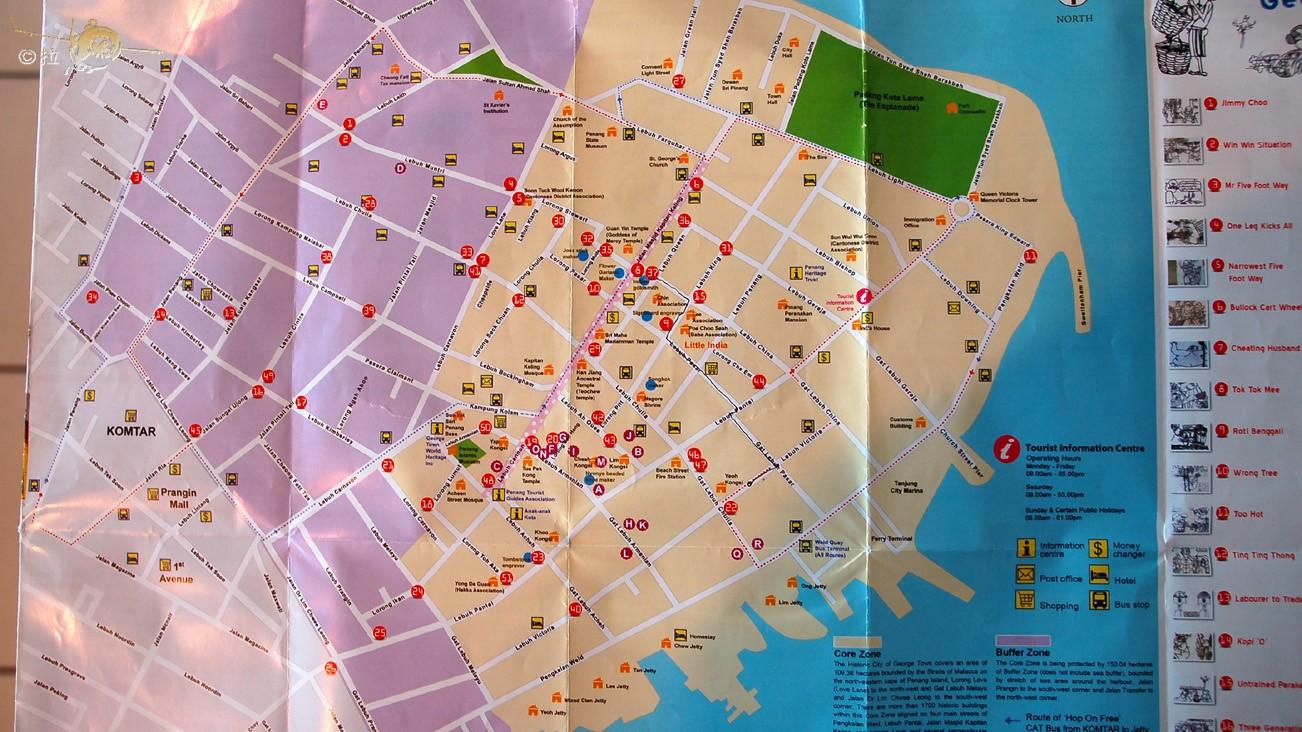 槟城旅游地图中文版_奥地利旅游地图中文版