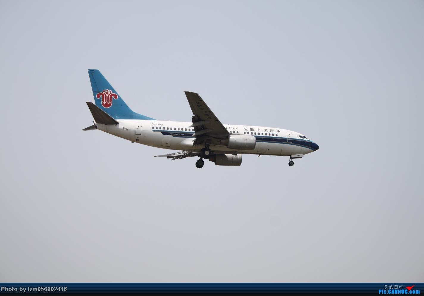 Re:[原创]DLC蹲点大半天,拍到了大棒航空772=w= BOEING 737-700 B-5252 中国大连周水子机场