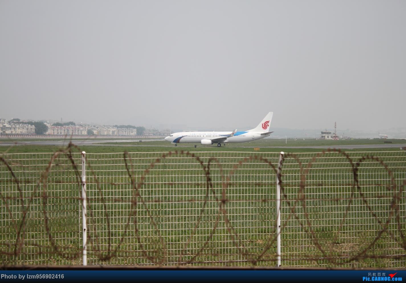 Re:[原创]DLC蹲点大半天,拍到了大棒航空772=w= BOEING 737-800 B-5642 中国大连周水子机场