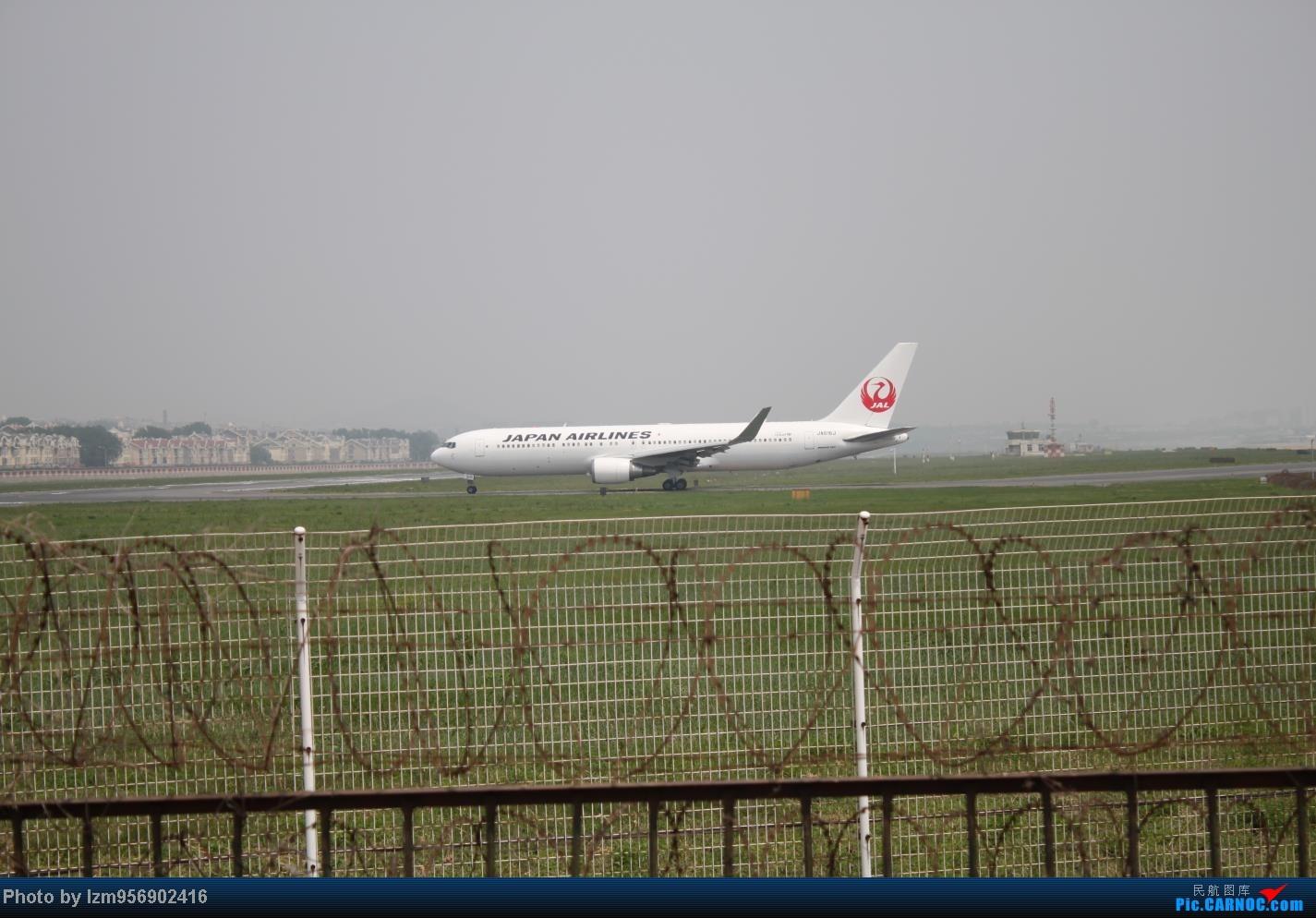 Re:[原创]DLC蹲点大半天,拍到了大棒航空772=w= BOEING 767-300 JA616J 中国大连周水子机场
