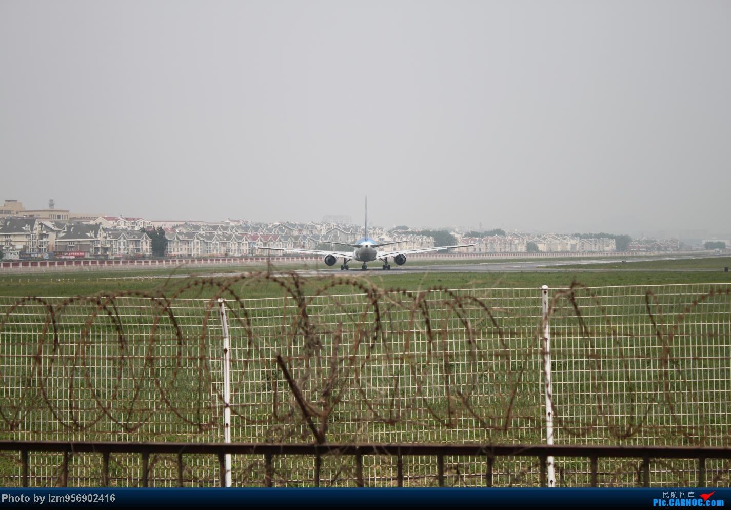 Re:[原创]DLC蹲点大半天,拍到了大棒航空772=w= BOEING 767-300 B-2296 中国大连周水子机场