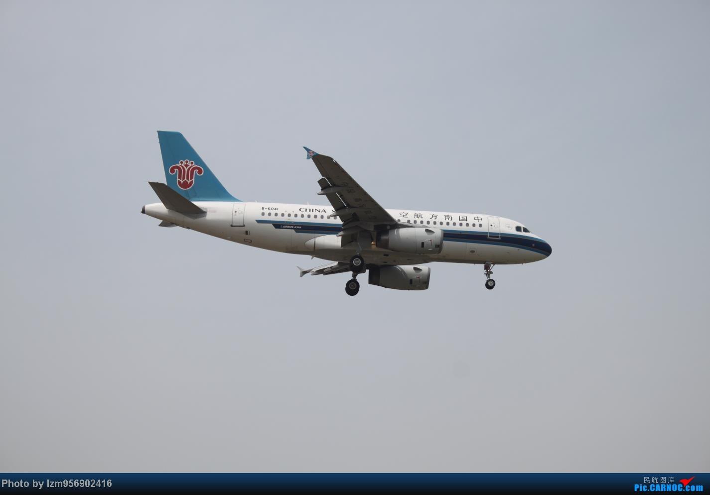 Re:[原创]DLC蹲点大半天,拍到了大棒航空772=w= AIRBUS A319-100 B-6041 中国大连周水子机场