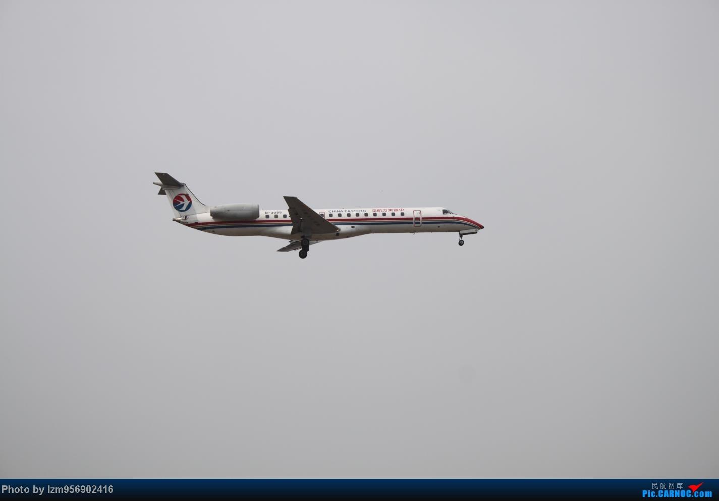 Re:[原创]DLC蹲点大半天,拍到了大棒航空772=w= EMBRAER ERJ-145 B-3055 中国大连周水子机场