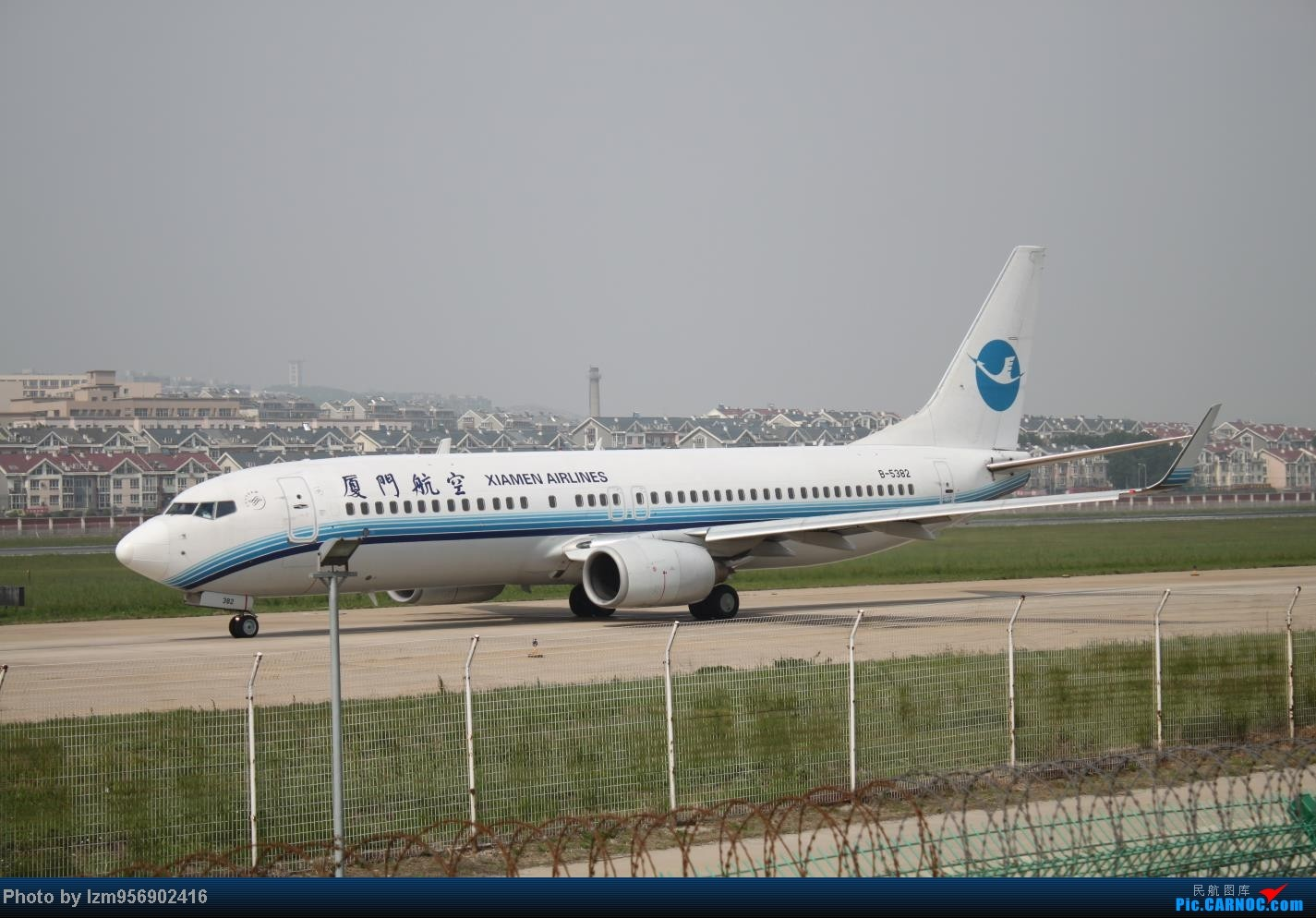 Re:[原创]DLC蹲点大半天,拍到了大棒航空772=w= BOEING 737-800 B-5382 中国大连周水子机场