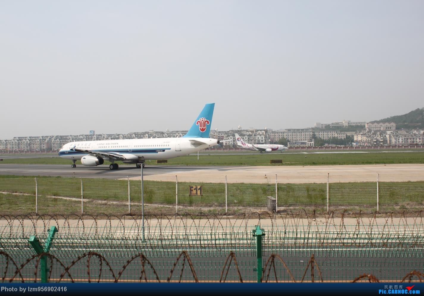 Re:[原创]DLC蹲点大半天,拍到了大棒航空772=w= AIRBUS A321-200 B-6660 中国大连周水子机场