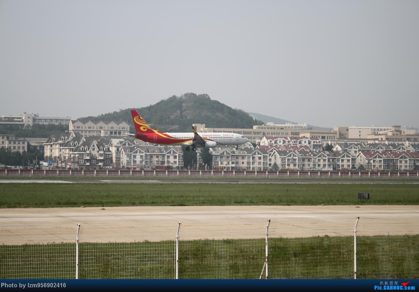 Re:[原创]DLC蹲点大半天,拍到了大棒航空772=w= BOEING 737-800 B-5180 中国大连周水子机场