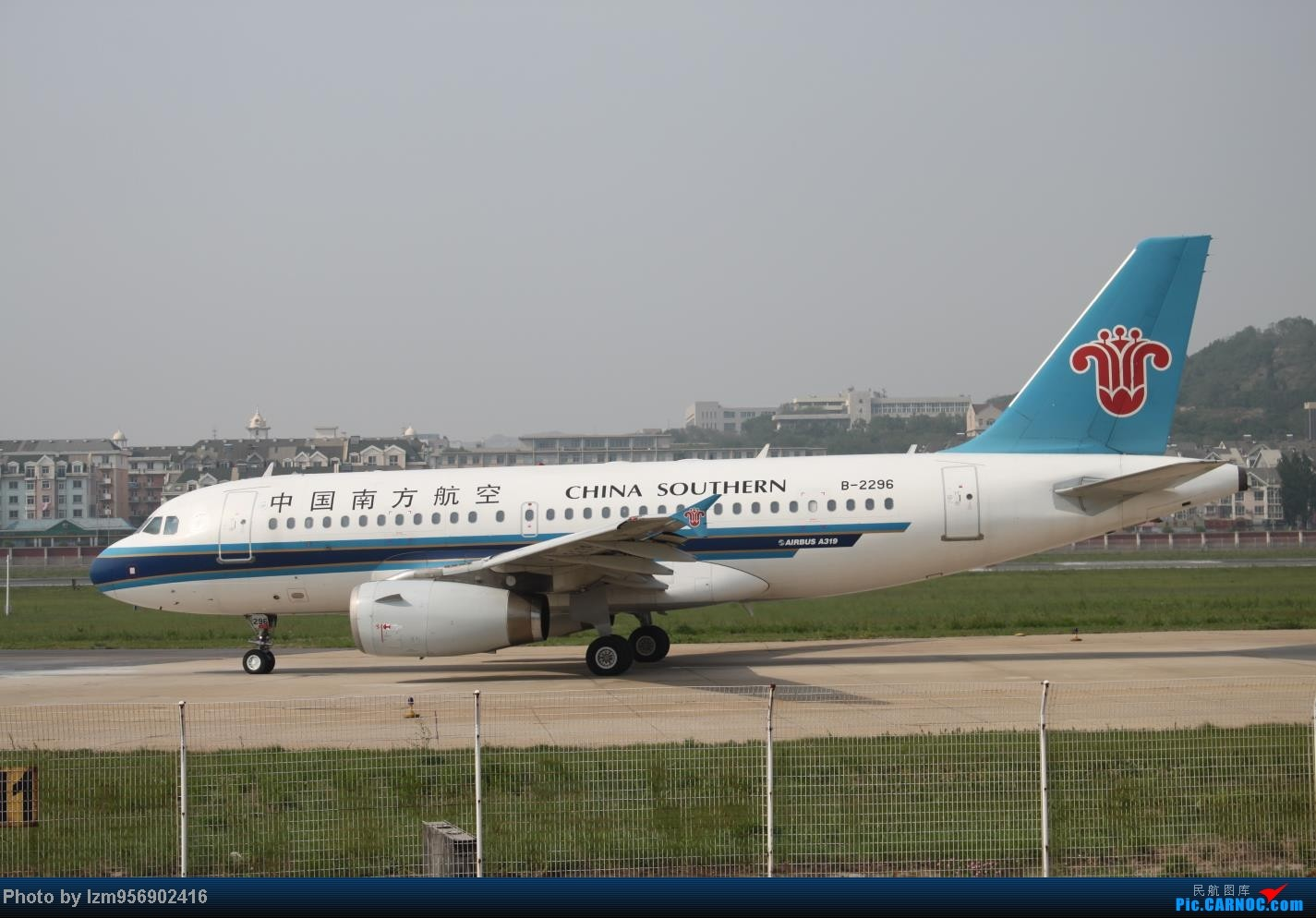 Re:[原创]DLC蹲点大半天,拍到了大棒航空772=w= AIRBUS A319-100 B-2296 中国大连周水子机场
