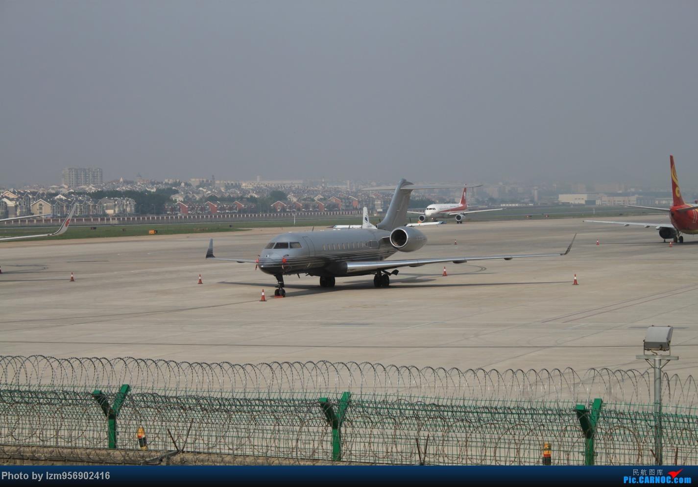 Re:[原创]DLC蹲点大半天,拍到了大棒航空772=w= BOMBARDIER GLOBAL-5000 N103ZZ 中国大连周水子机场