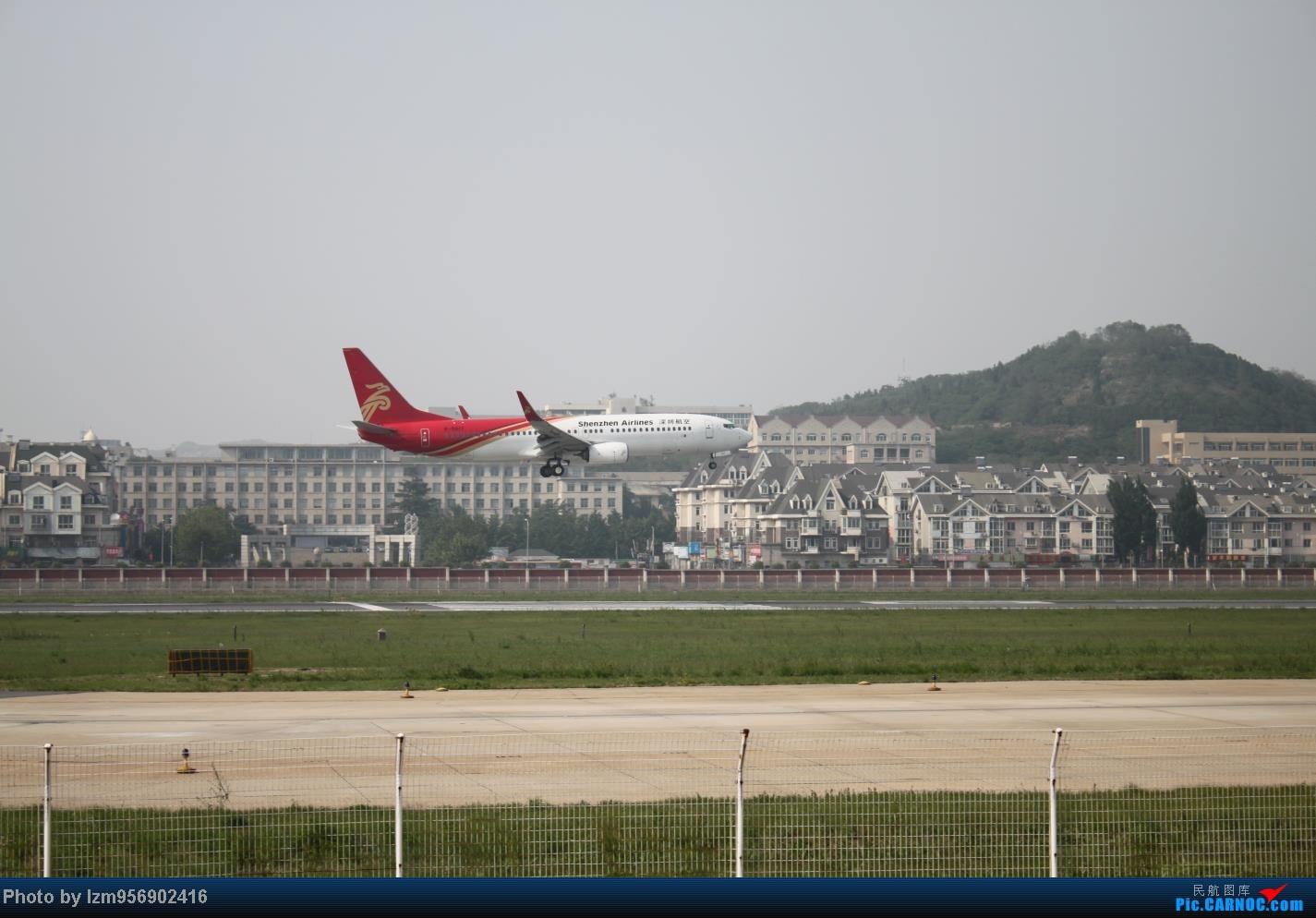 Re:[原创]DLC蹲点大半天,拍到了大棒航空772=w= BOEING 737-800 B-5617 中国大连周水子机场