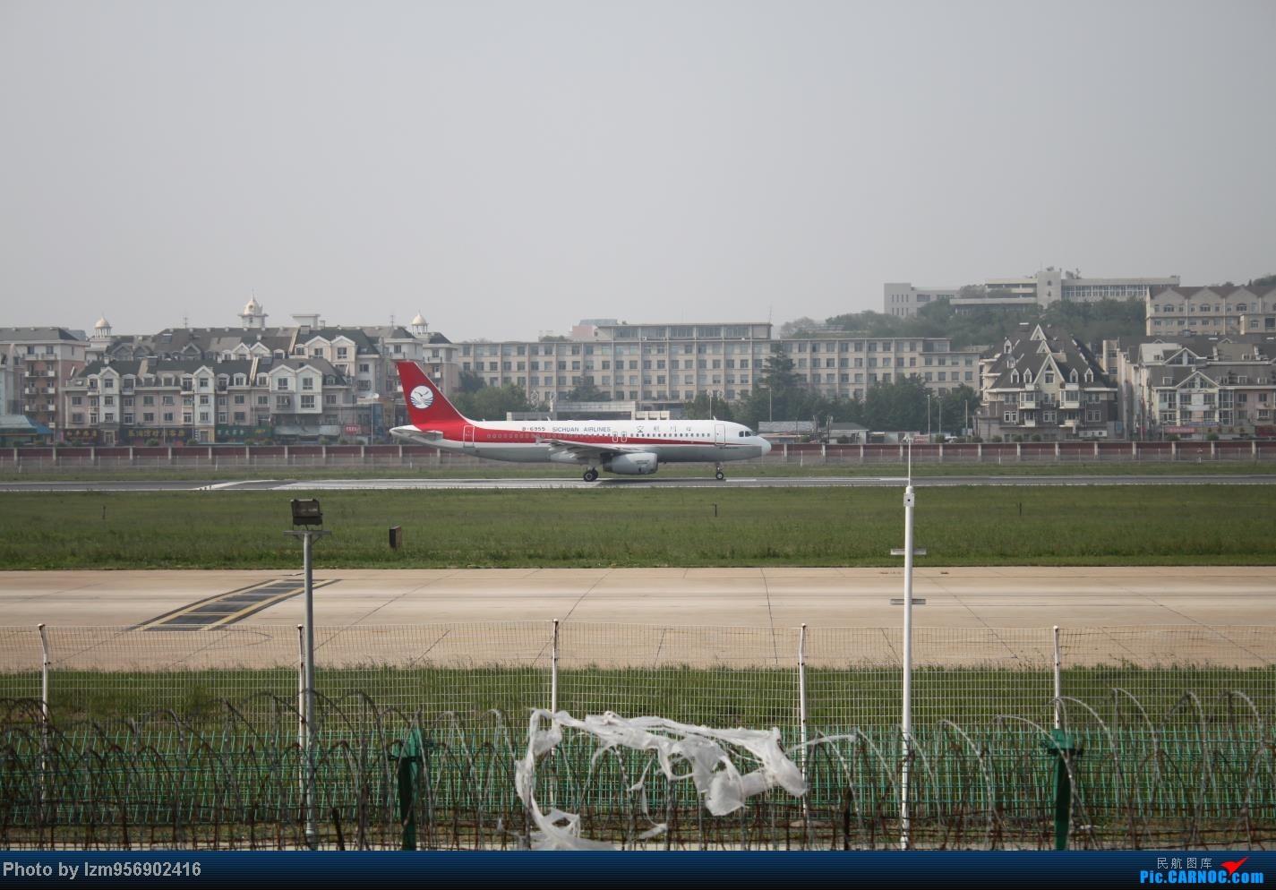 Re:[原创]DLC蹲点大半天,拍到了大棒航空772=w= AIRBUS A320-200 B-6955 中国大连周水子机场