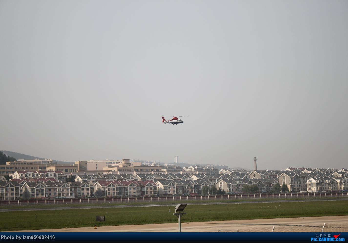 Re:[原创]DLC蹲点大半天,拍到了大棒航空772=w= 哈飞 直-9 B-7102 中国大连周水子机场