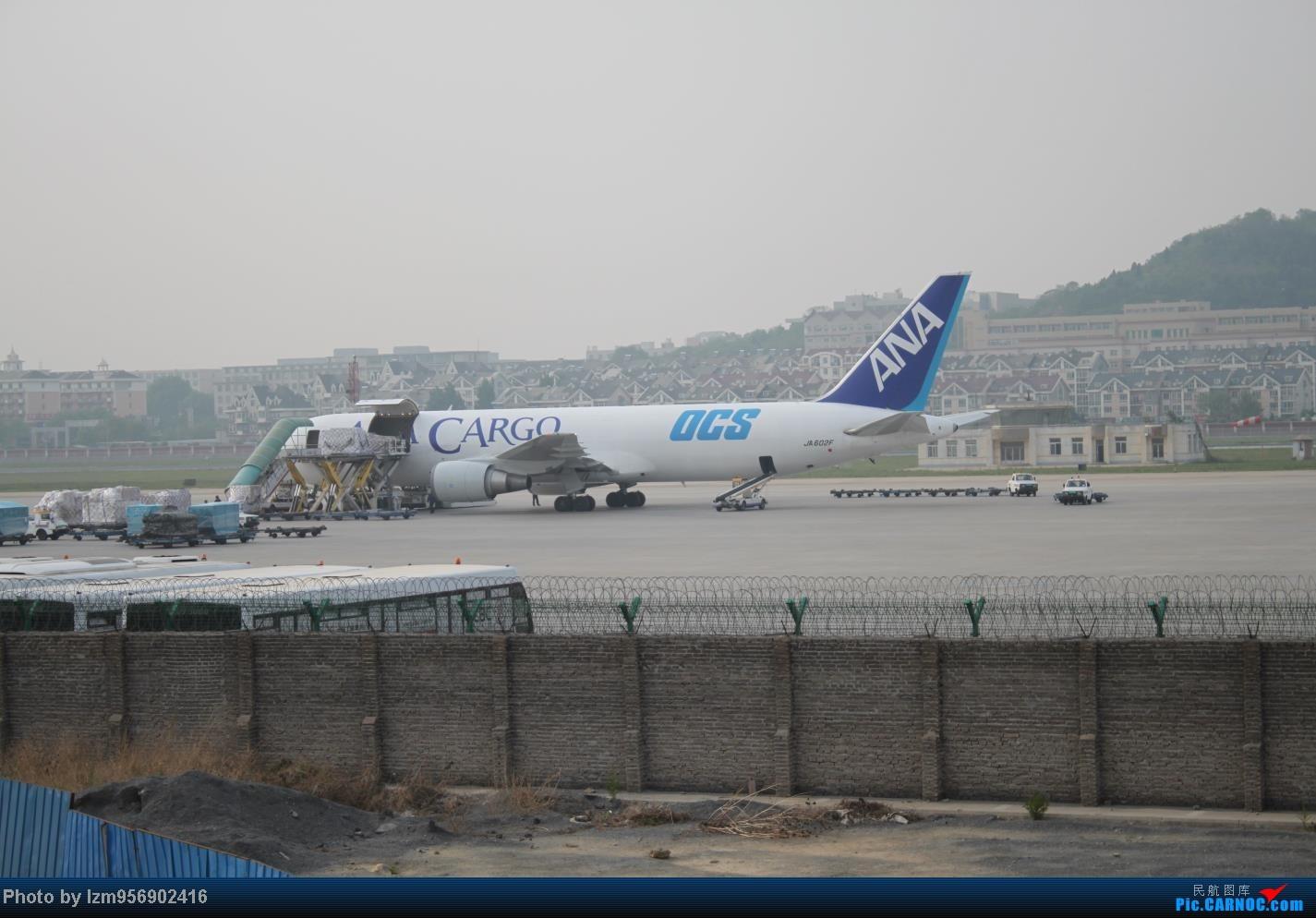 Re:[原创]DLC蹲点大半天,拍到了大棒航空772=w= BOEING 767-300F JA602F 中国大连周水子机场