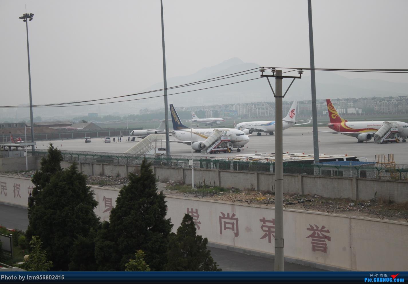 Re:[原创]DLC蹲点大半天,拍到了大棒航空772=w=    中国大连周水子机场