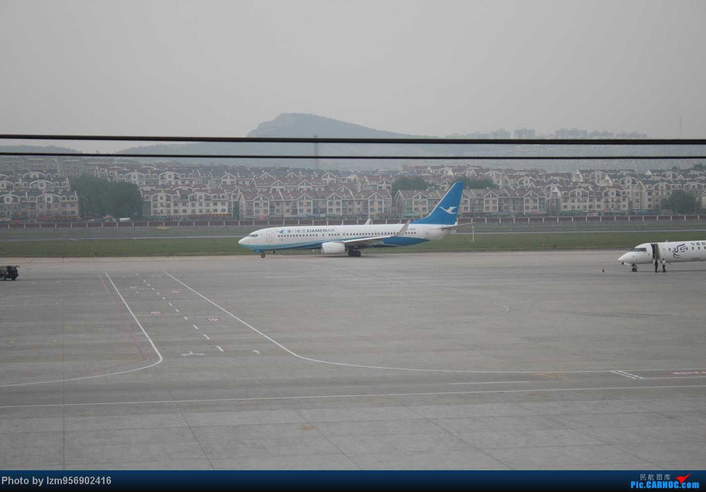 Re:[原创]DLC蹲点大半天,拍到了大棒航空772=w= BOEING 737-800 B-5845 中国大连周水子机场