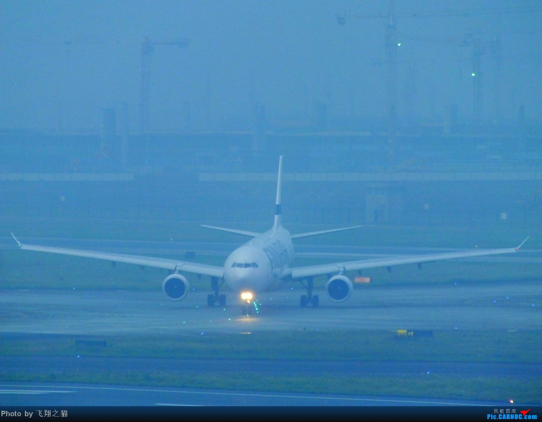Re:[原创]CKG赶早场(国泰747F霸气起飞) AIRBUS A330-300 OH-LTM 重庆江北国际机场