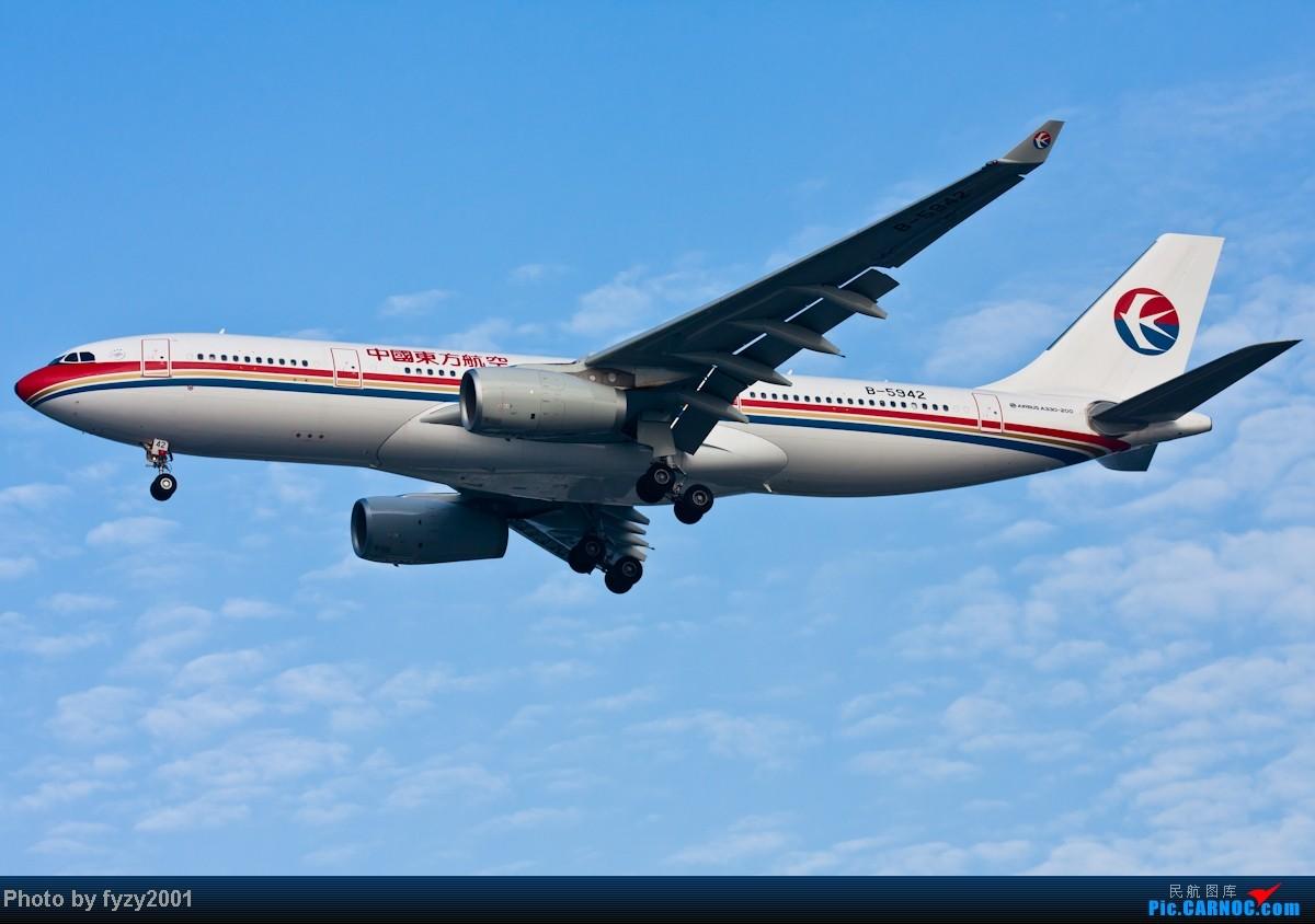 Re:[原创][无锡西站]MU A330系列 AIRBUS A330-200 B-5942 中国上海浦东机场