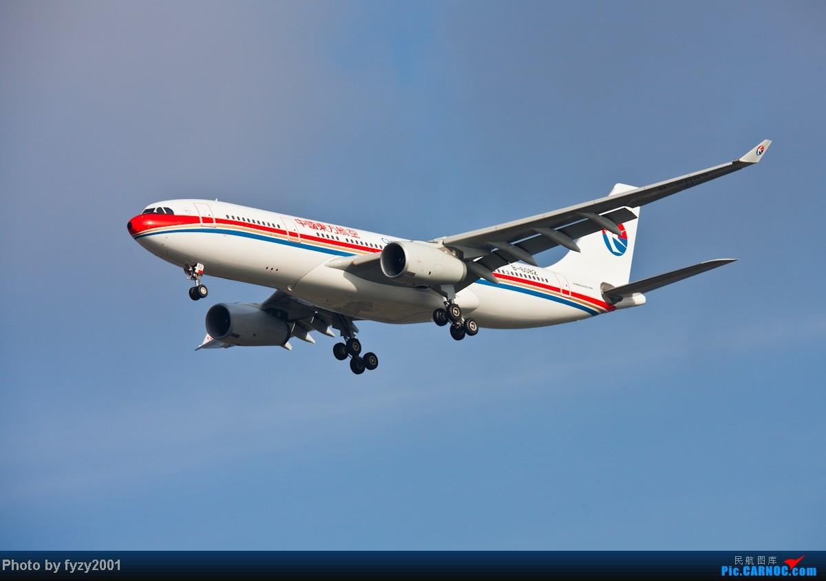 Re:[原创][无锡西站]MU A330系列 AIRBUS A330-200 B-6082 中国上海浦东机场
