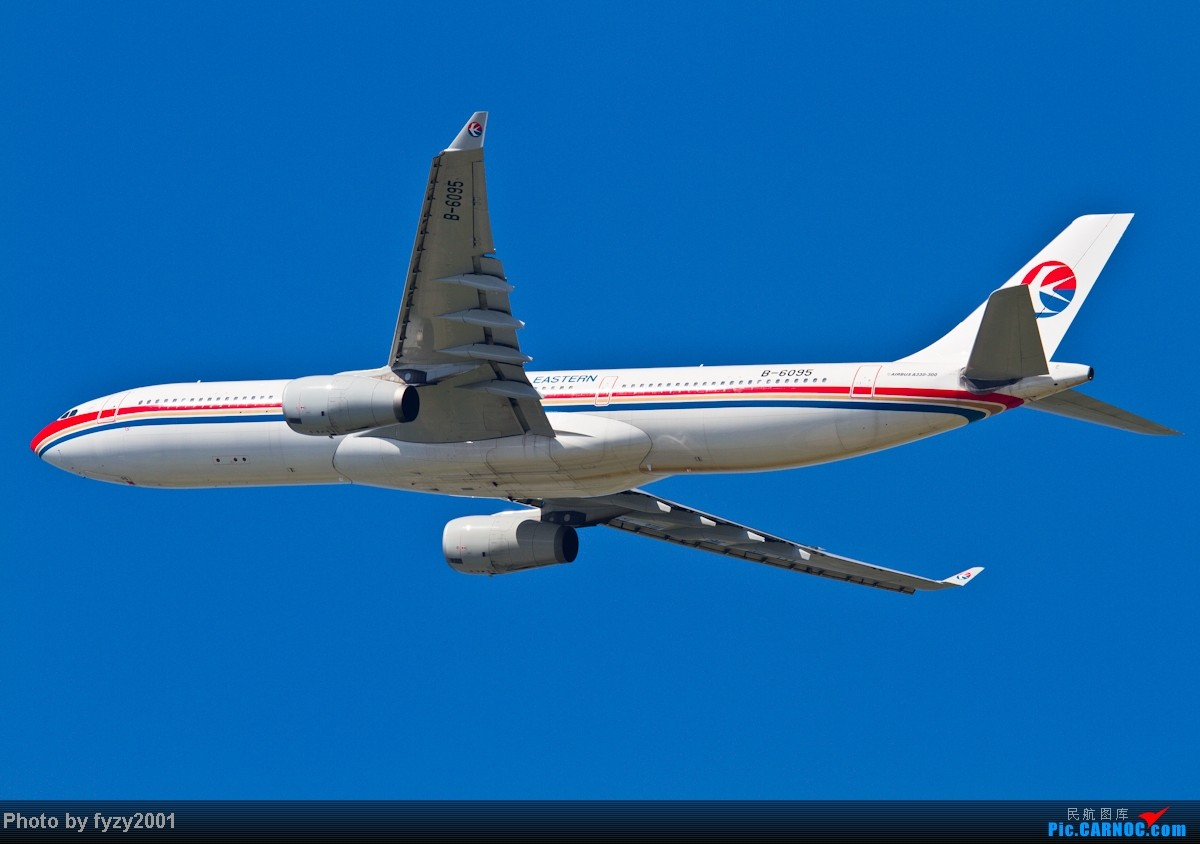 Re:[原创][无锡西站]MU A330系列 AIRBUS A330-300 B-6095 中国上海虹桥机场