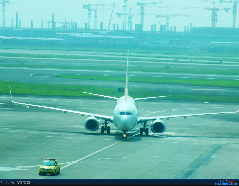 Re:[原创]CKG货运站小山坡最后一拍! BOEING 737-800  重庆江北国际机场