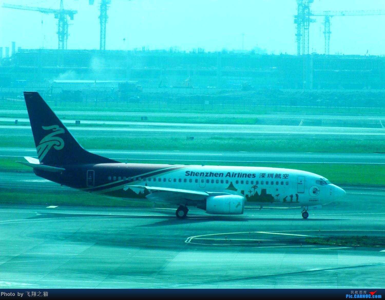 Re:[原创]CKG货运站小山坡最后一拍! BOEING 737-700 B-2669 重庆江北国际机场