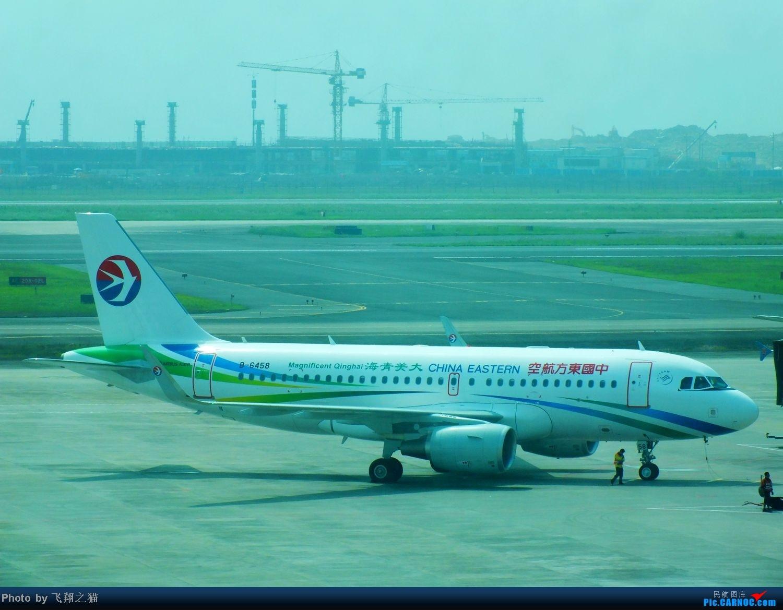 Re:[原创]CKG货运站小山坡最后一拍! AIRBUS A319-100 B-6458 重庆江北国际机场