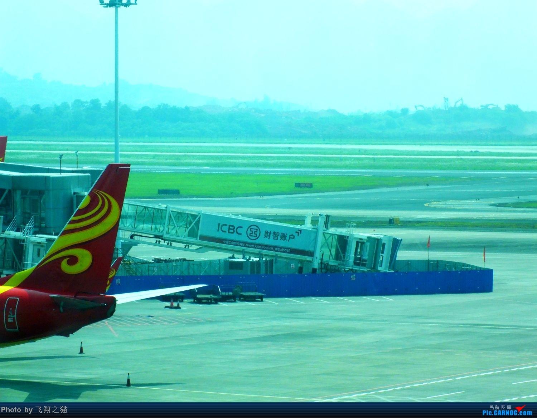 Re:[原创]CKG货运站小山坡最后一拍!    中国重庆江北机场