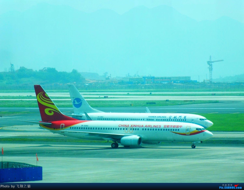 Re:[原创]CKG货运站小山坡最后一拍! BOEING 737-800 B-5081 重庆江北国际机场