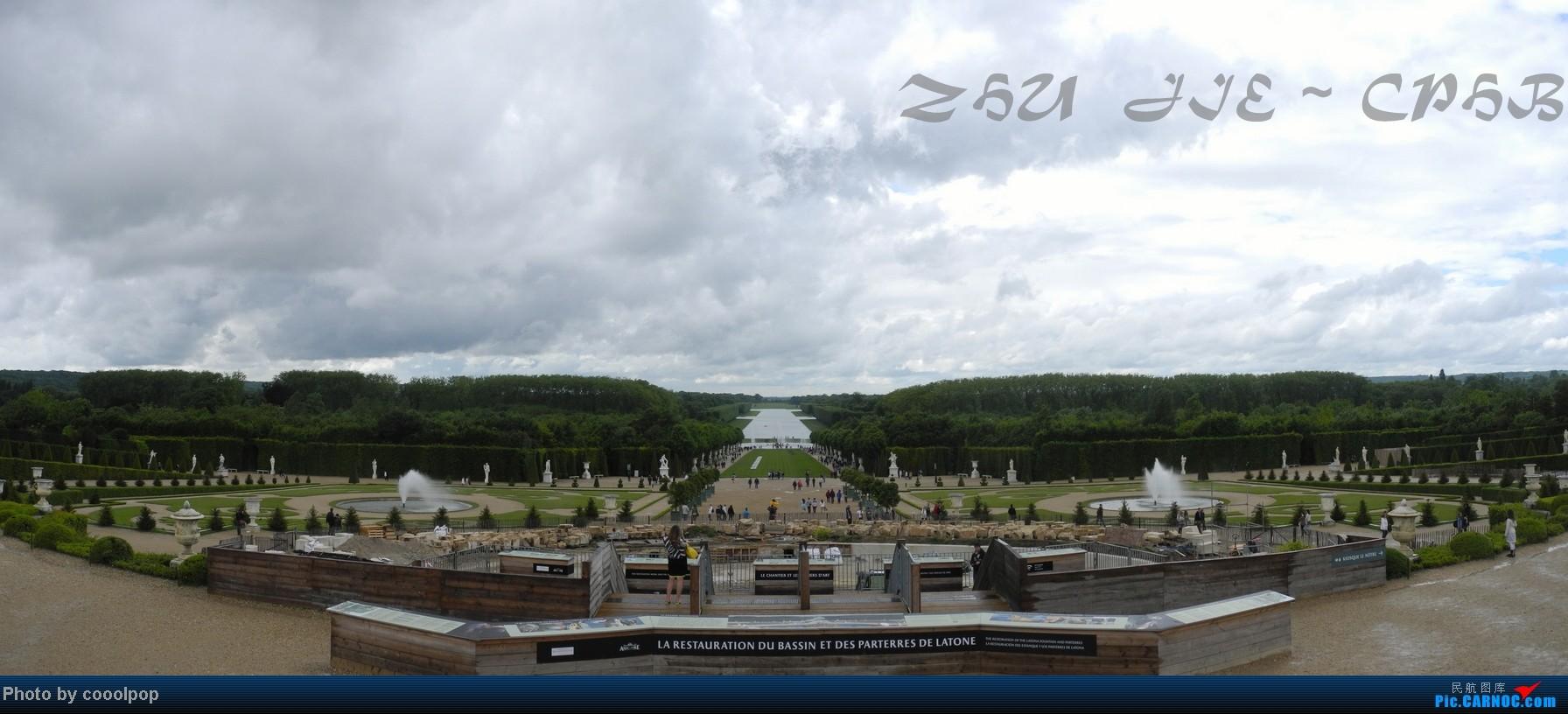 Re:[原创]继续继续! 巴黎凡尔赛宫!以及巴黎 经停 法兰克福 回北京!! 继续我的汉莎之旅!(2014年第5帖)