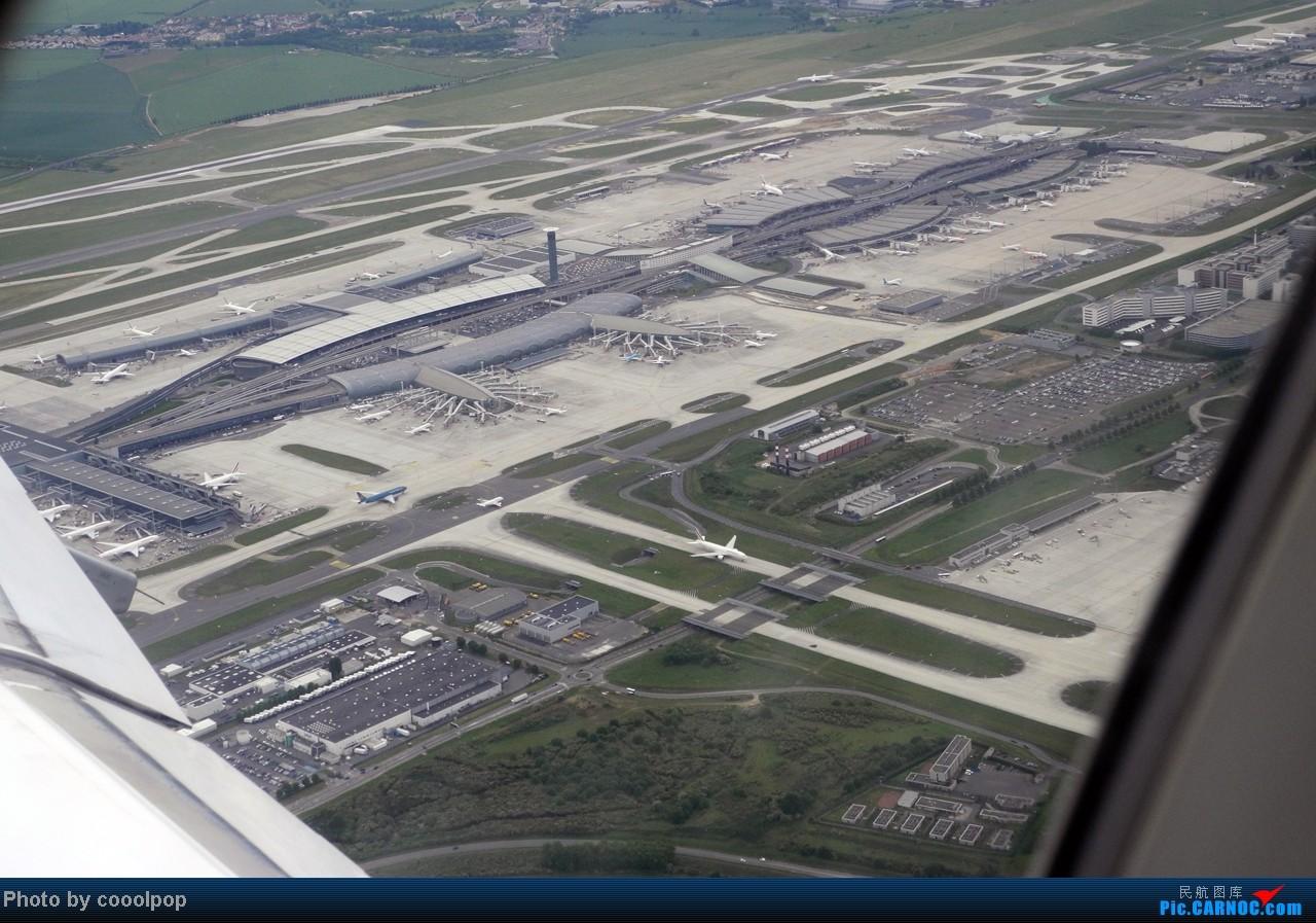 Re:[原创]继续继续! 巴黎凡尔赛宫!以及巴黎 经停 法兰克福 回北京!! 继续我的汉莎之旅!(2014年第5帖)    法国戴高乐机场