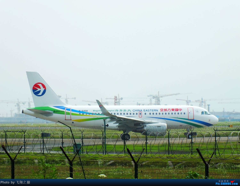Re:[原创]CKG周末拍机(终于等到来自星星的你B-2032.外加东航孔雀机) AIRBUS A319-100 B-6458 重庆江北国际机场
