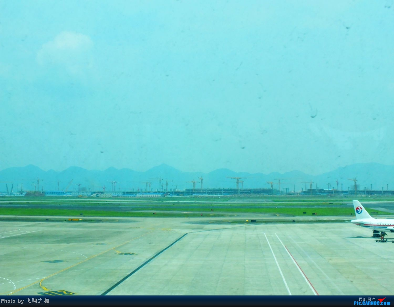 Re:[原创]CKG周末拍机(终于等到来自星星的你B-2032.外加东航孔雀机)    中国重庆江北机场