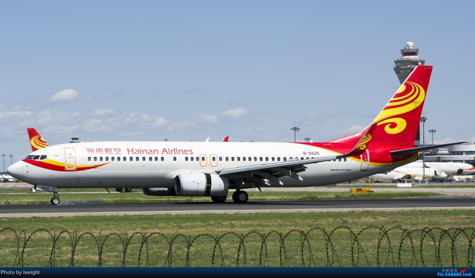 Re:[原创]新相机+好天气,PEK试机乱拍 BOEING 737-800 B-5625 中国北京首都机场