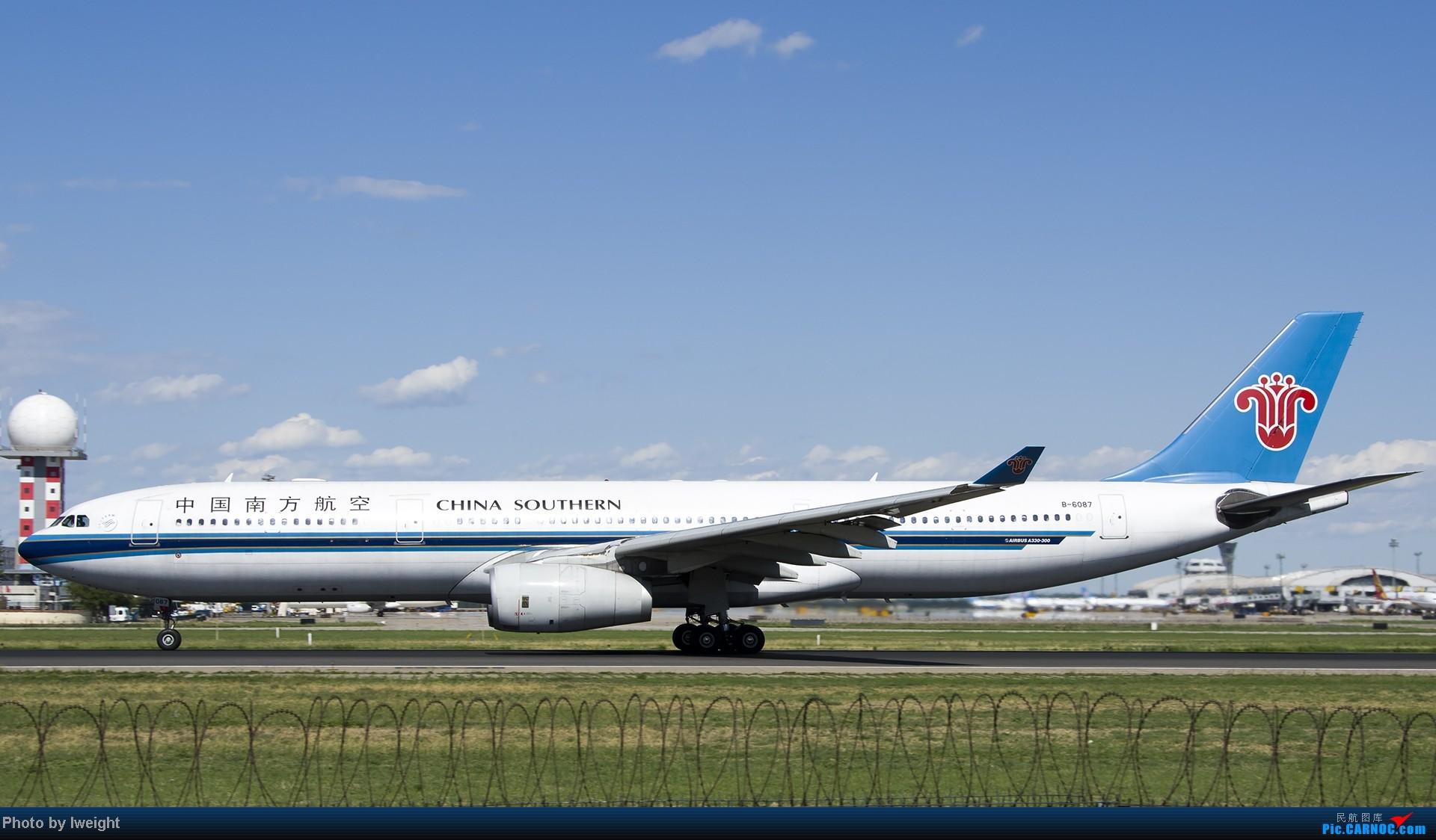 Re:[原创]新相机+好天气,PEK试机乱拍 AIRBUS A330-300 B-6087 中国北京首都机场