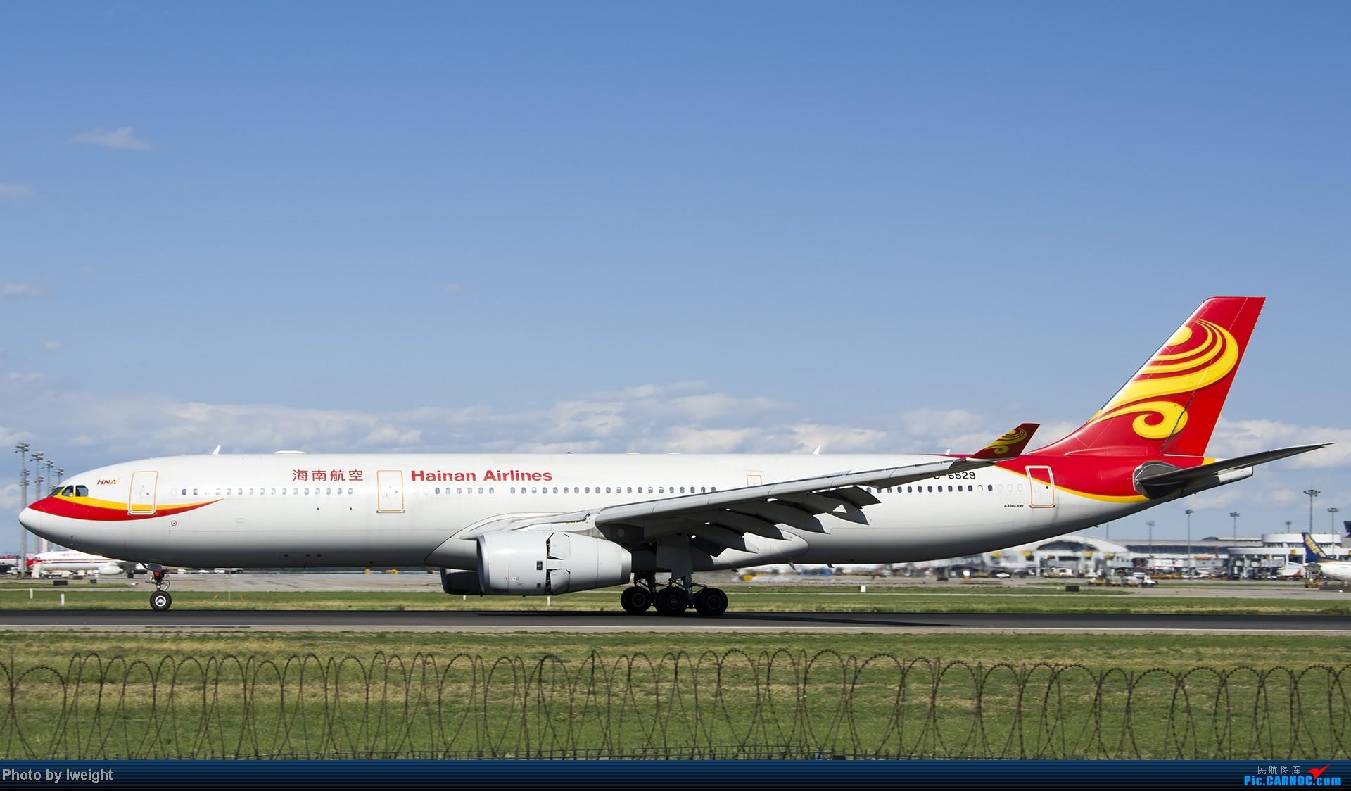 Re:[原创]新相机+好天气,PEK试机乱拍 AIRBUS A330-300 B-6529 中国北京首都机场