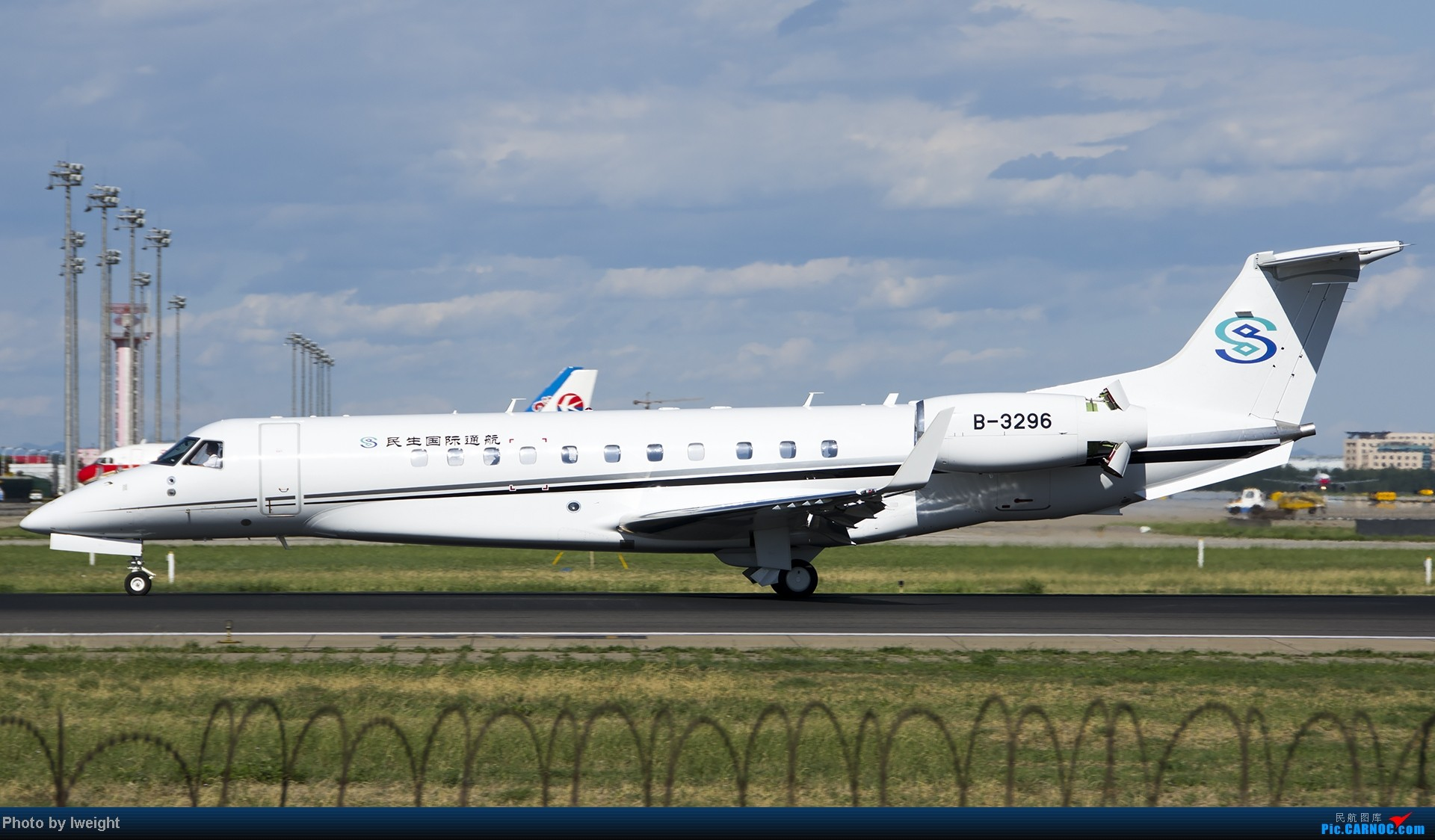 Re:[原创]新相机+好天气,PEK试机乱拍 UNKOWN B-3296 中国北京首都机场