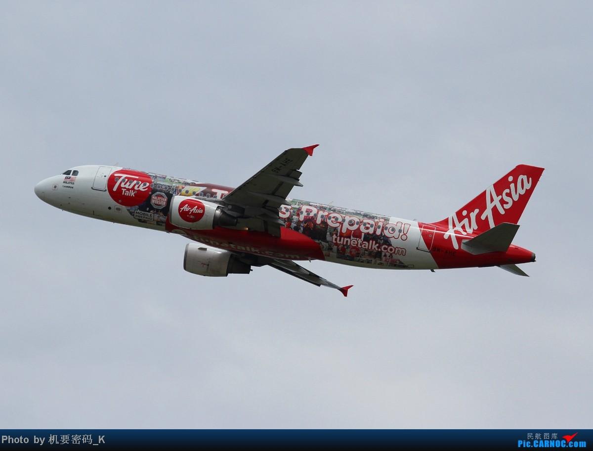 Re:[原创]台北桃园国际机场随拍。那些天我们一起拍过的飞机。 AIRBUS A320-200 9M-AHE 中国台北桃园机场