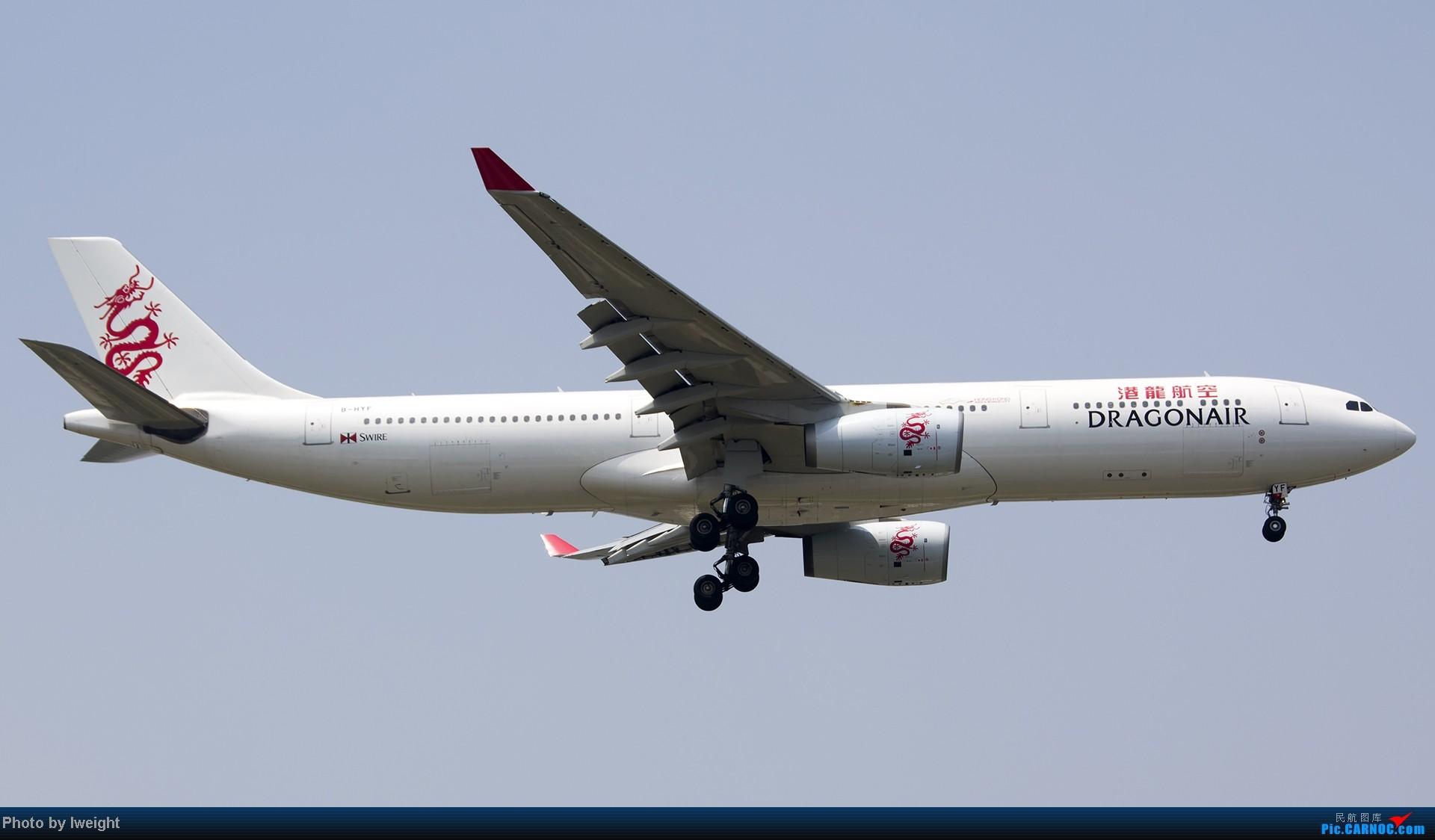 Re:[原创]休假无聊,跑道边来拍机玩(晚点的ZestAir、换装的B6100和刚交付的B2738等) AIRBUS A330-300 B-HYF 中国北京首都机场