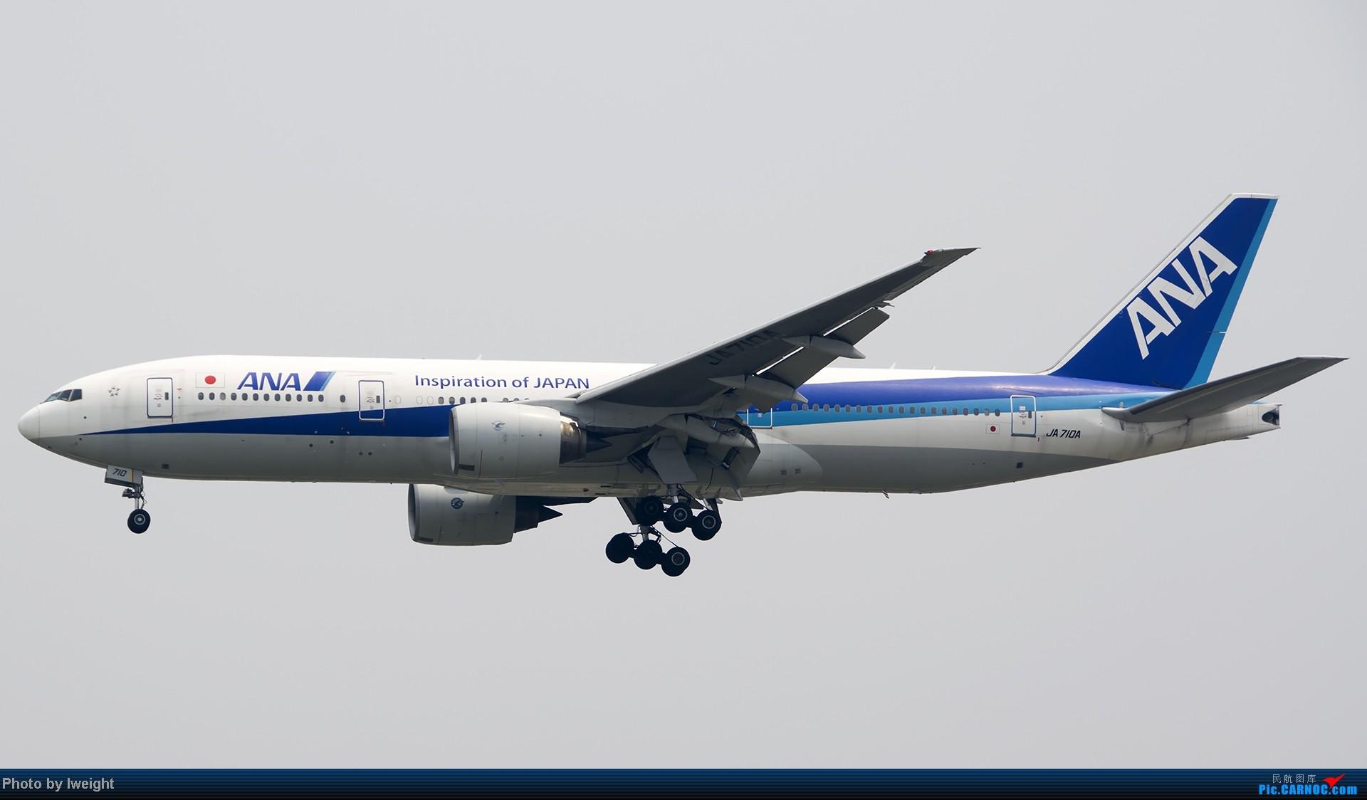 Re:[原创]休假无聊,跑道边来拍机玩(晚点的ZestAir、换装的B6100和刚交付的B2738等) BOEING 777-200  中国北京首都机场