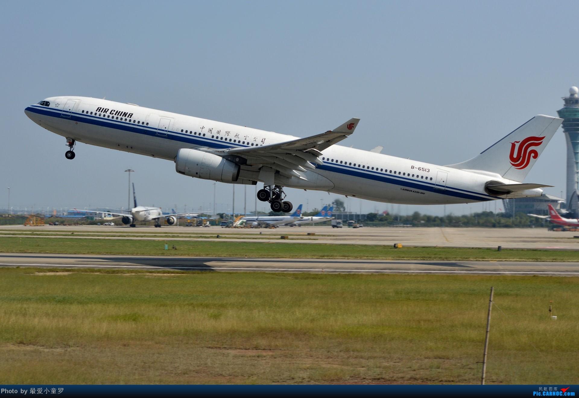 Re:[原创]老图系列,13年11月15日广州白云机场西跑拍机 AIRBUS A330-300 B-6513 中国广州白云机场