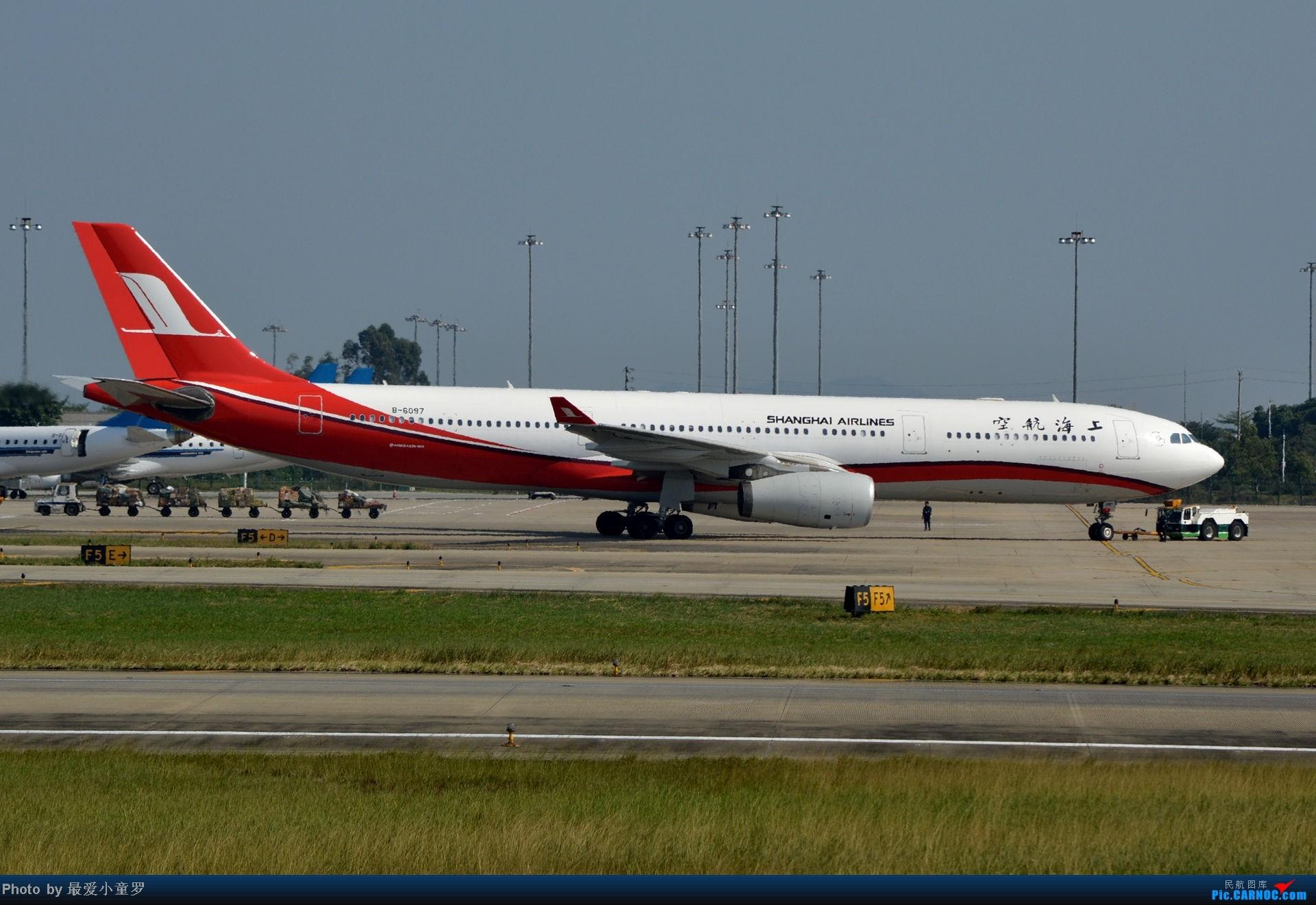 Re:[原创]老图系列,13年11月15日广州白云机场西跑拍机 AIRBUS A330-300 B-6097 中国广州白云机场