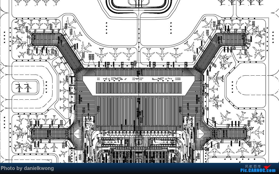 Re:[转贴]关于白云机场T2航站楼的几个图