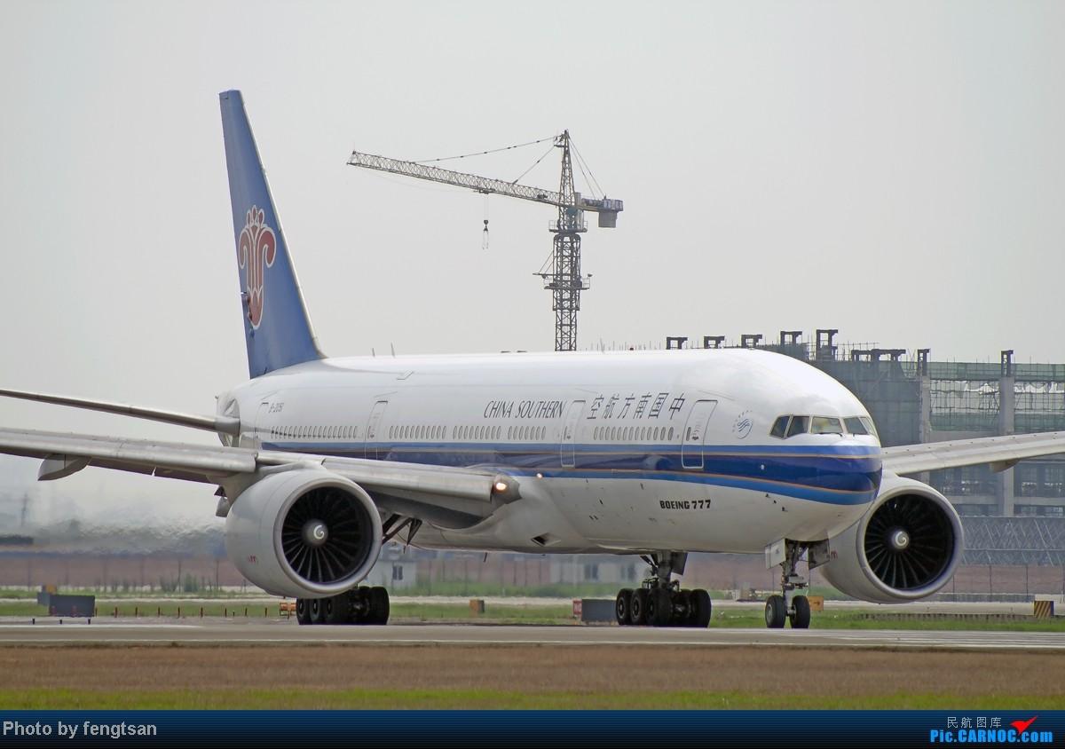 Re:[原创][CCFA]美联航787几张 BOEING 777-200 B-2051 中国成都双流机场