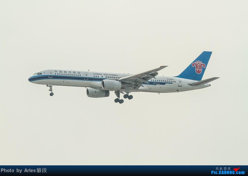 Re:[原创]烂天出好货,SHA拍飞机... BOEING 757-200 B-2825 中国上海虹桥机场