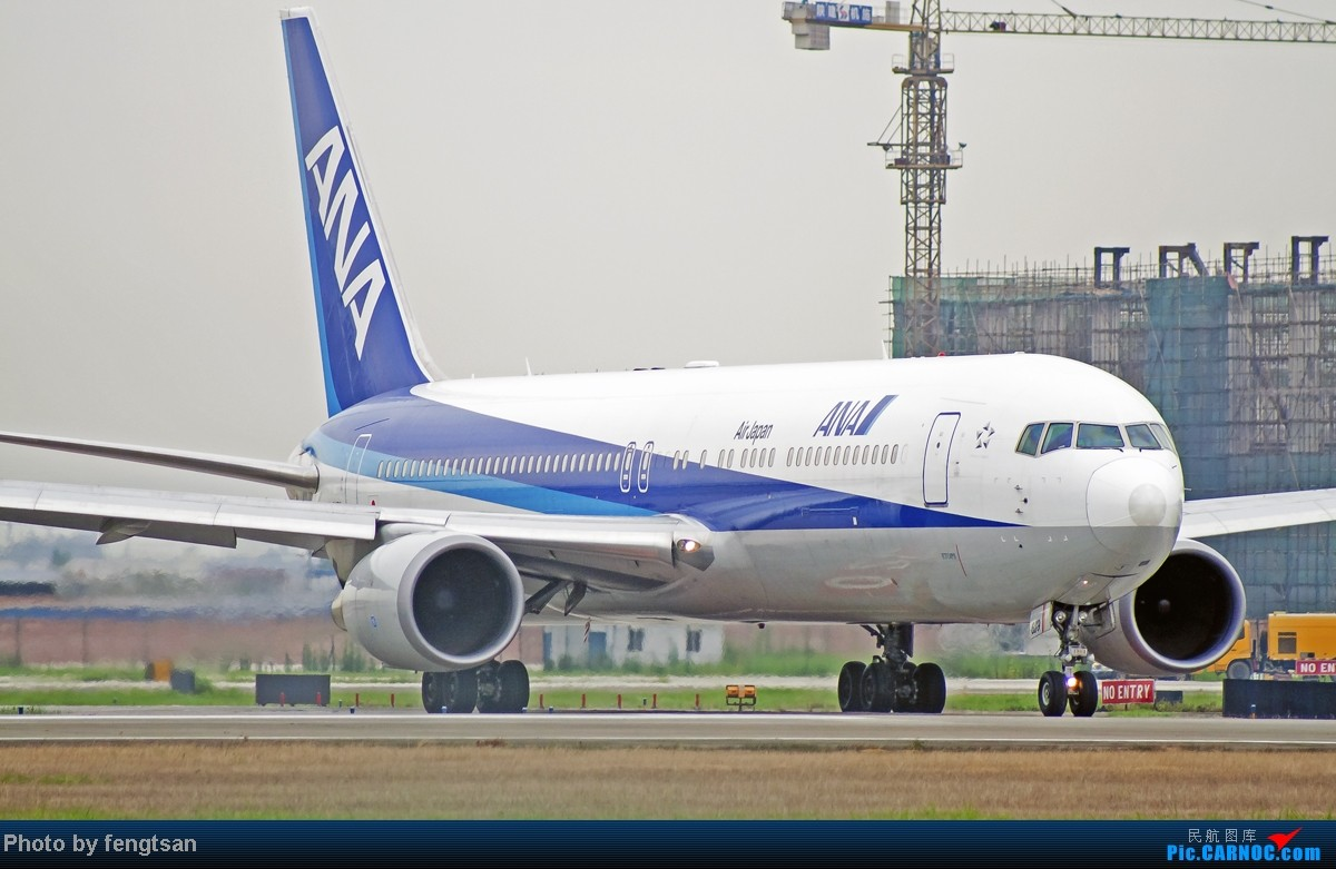 Re:[原创][CCFA]美联航787几张 BOEING 767-300 JA619A 中国成都双流机场