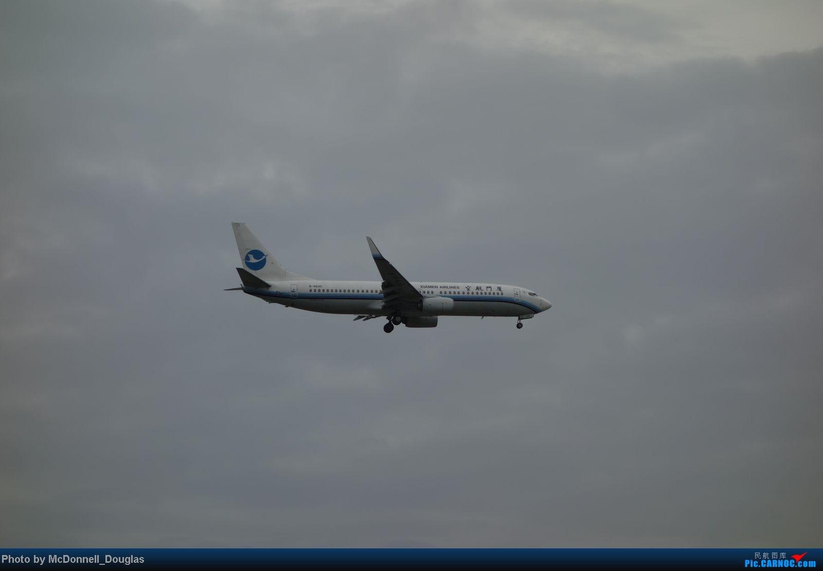 Re:【上海飞友会】5.31拍机。仍旧上海逗比天气 BOEING 737-800 B-5630 中国上海虹桥机场